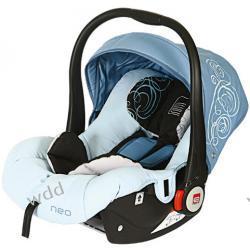 Fotelik samochodowy Baby Design Espiro Neo niebieski