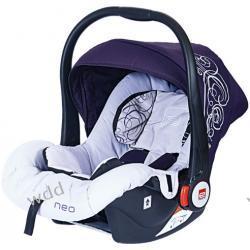 Fotelik samochodowy Baby Design Espiro Neo fiolet
