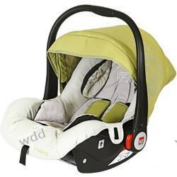 Fotelik samochodowy Baby Design Espiro Neo zielony