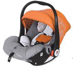 Fotelik samochodowy Baby Design Espiro Neo pomarańcz