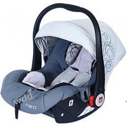 Fotelik samochodowy Baby Design Espiro Neo szary