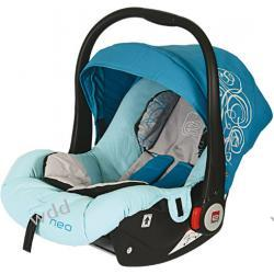Fotelik samochodowy Baby Design Espiro Neo turkus