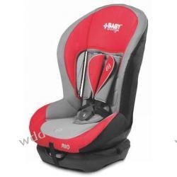 Fotelik samochodowy Baby Design Rio czerwony