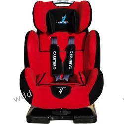 Fotelik samochodowy Caretero Diablo Xl red 05