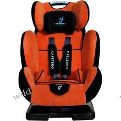 Fotelik samochodowy Caretero Diablo Xl orange 06