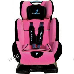 Fotelik samochodowy Caretero Diablo Xl pink 08