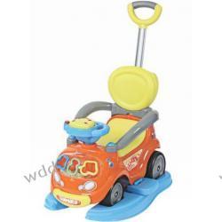 Jeździk Baby Design Bomiko Kiddy pomarańczowy 01