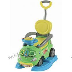 Jeździk Baby Design Bomiko Kiddy zielony 04