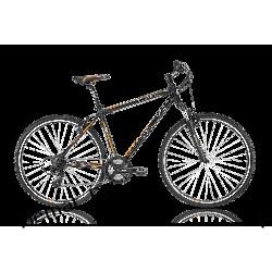 Rower crossowy Kellys Cliff 30 DARK MANGO 2016 Trekkingowe