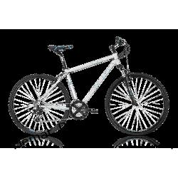 Rower crossowy Kellys Cliff 30 Silver 2015 Trekkingowe
