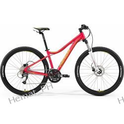 Rower MTB MERIDA JULIET 7.40-D RASBERRY(LIME) 2017 MTB (górskie)