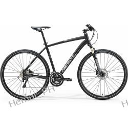 Rower Crossowy Merida Crossway XT EDITION Black 2017. Trekkingowe
