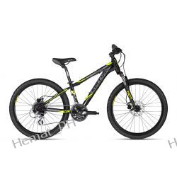 Rower Junior mtb Kellys Marc 90 black lime 2018. MTB (górskie)