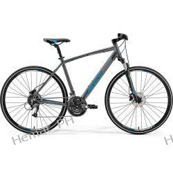 Rower crossowy Merida Crossway 40 D Dark Silver 2019r Sport i Turystyka