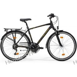 Rower Trekkingowy Merida Freeway 9300 Matt Black Yellow 2018r. MTB (górskie)