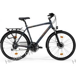 Rower Trekkingowy Merida Freeway 9500 Disc Matt Graphite/Orange 2018r. Trekkingowe