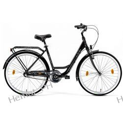 Rower Miejski M Bike Cityway 3 Black 2019r. Sport i Turystyka