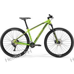 Rower Górski Merida Big Nine 500 Green Black 2019r. MTB (górskie)