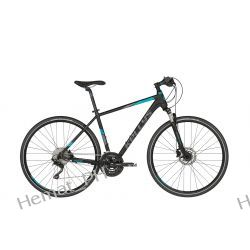 Rower Crossowy Kellys Phanatic 70 Black Blue 2019r. Trekkingowe