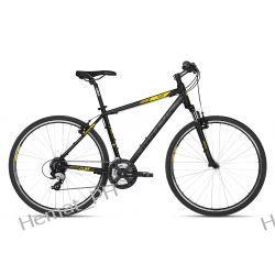 Rower Crossowy Kellys Cliff 30 black yellow 2018r. Dziecięce