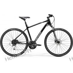 Rower Crossowy Merida Crossway 100 Black Grey 2020r. Sport i Turystyka