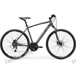 Rower Crossowy Merida Crossway 40-d Silk Anthracite 2020r. Trekkingowe