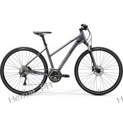 Rower Crossowy Merida Crossway 500 Lady Anthracite 2020r. Trekkingowe