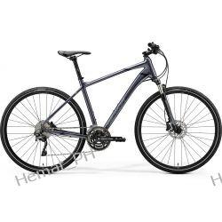 Rower Crossowy Merida Crossway 500 Anthracite 2020r. Trekkingowe