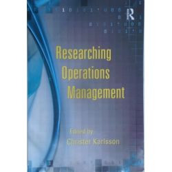 Researching operations management Karlsson Po angielsku