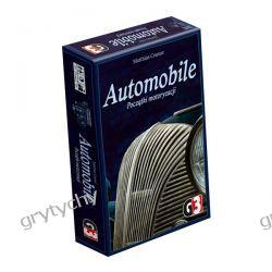 GRA Automobile: Początki Motoryzacji GRY TYCHY Decki i boostery (nowe)