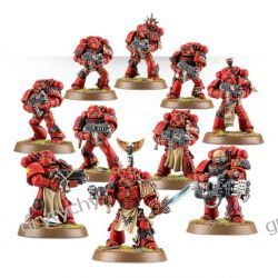 Blood Angels Tactical Squad WARHAMMER 40000 TYCHY Decki i boostery (nowe)