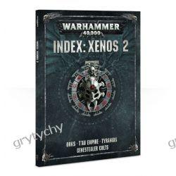 Warhammer 40,000 Index: Xenos 2 Decki i boostery (nowe)