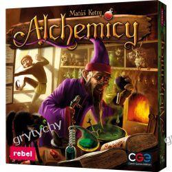 Alchemicy - dedukcyjna gra - GRY TYCHY Gry