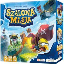 SZALONA MISJA - platformowa gra planszowa - TYCHY Gry