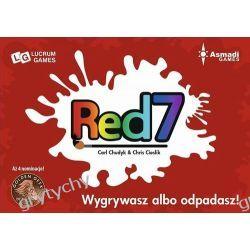 Red7 (edycja polska) GRY TYCHY Gry