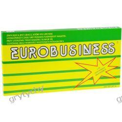 EuroBusiness (Eurobiznes) MONOPOLY - klasyk TYCHY Gry