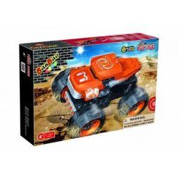 BanBao, Turbo Power klocki Potwór, 8605