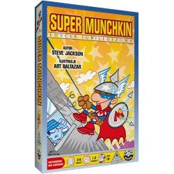 Super Munchkin - Edycja Jubileuszowa PL GRY TYCHY