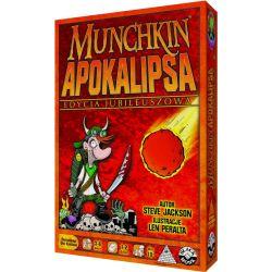 Gra karciana Munchkin Apokalipsa jubileuszowa