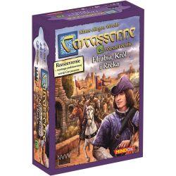 Carcassonne: Hrabia, Król i Rzeka (2 ed.)