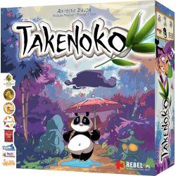 Gra Takenoko Pokonaj głód świętej Pandy!