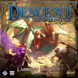 Descent: Labirynt Zagłady POLSKA EDYCJA