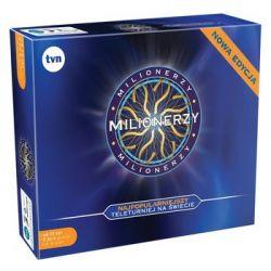 Milionerzy, gra planszowa na licencji TVN