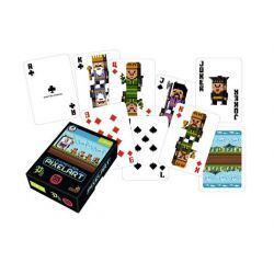 Karty do gry PIXELART Playing Cards 55 card