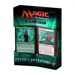 Magic Duel Decks: Elves vs. Inventors (MTG)