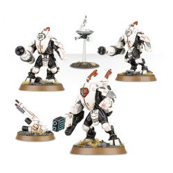 XV25 Stealth Battlesuits TAU WH Gry