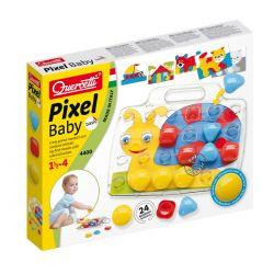 MOZAIKA grzybki Pixel BABY Quercetti TYCHY