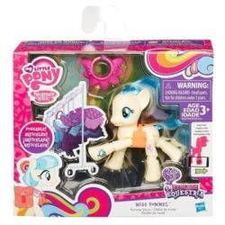 My Little Pony Miss Pommel B5679 - B3598  TYCHY Tornistry i plecaki