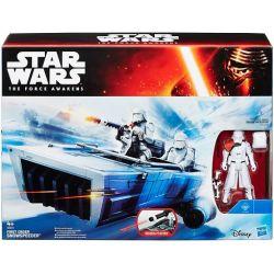 Star Wars pojazd SNOWSPEEDER figurka pilota TYCHY Tornistry i plecaki