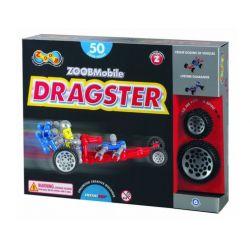 Klocki konstrukcyjne ZOOB Racer Dragster
